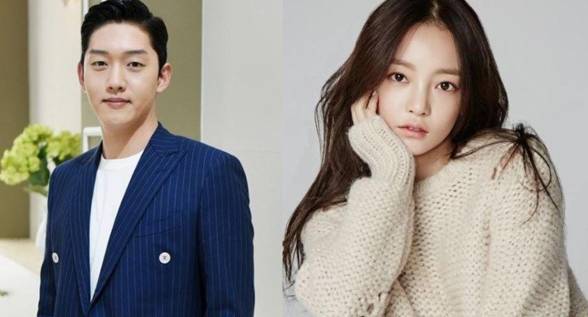 Goo Hara and her ex-boyfriend, Choi Jong Bum