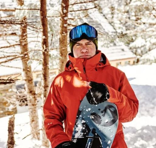Jake Burton Carpenter Snowboarder, Net Worth