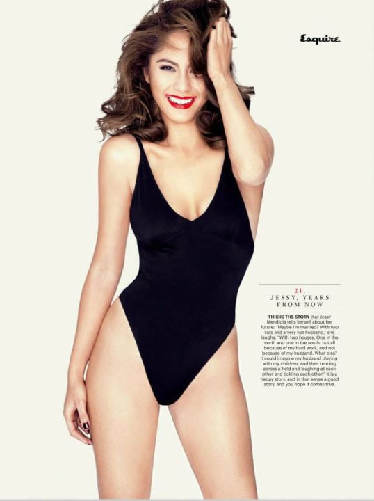Jessy Mendiola Height, Weight, Body Size