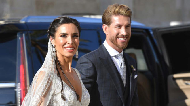 Pilar Rubio Married husband, sergio ramos