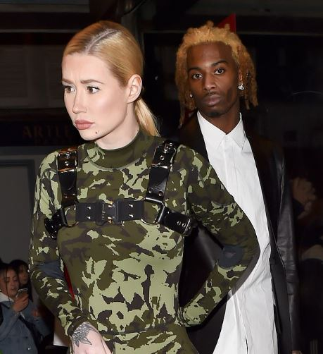 Playboi Carti Dating, Girlfriend, Iggy Azalea