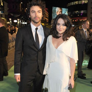 Sarah Greene Dating, Boyfriend, Aidan Turner
