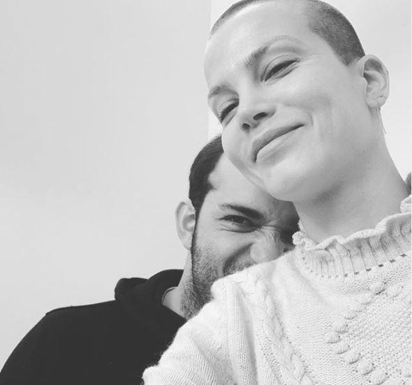 Sylvia Hoeks Dating, Boyfriend, Boaz Kroon