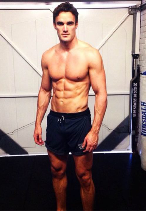 Thom Evans Height, Weight, Body Measurement