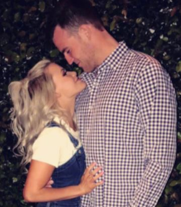 Witney Carson married to Husband, Carson
