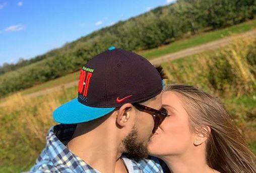 Zach Nichols Dating, Girlfriend, Jenna Compono