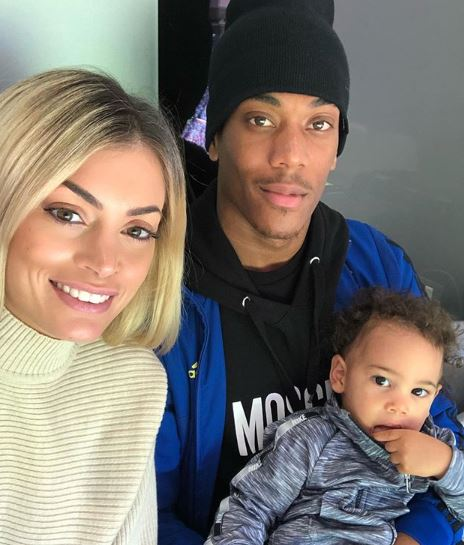 Anthony Martial Dating, Children, Parents