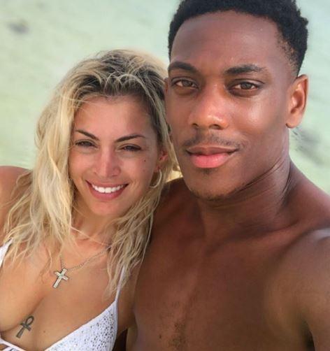 Anthony Martial Dating, Engaged, Girlfriend, Melanie Da Cruz