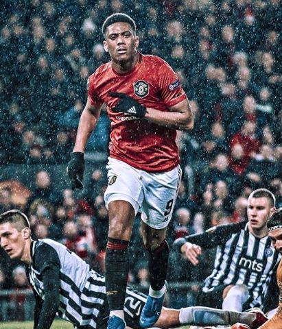 Anthony Martial Manchester United, Net Worth