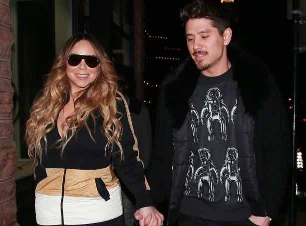 Bryan Tanaka Dating, Girlfriend, Mariah Carey