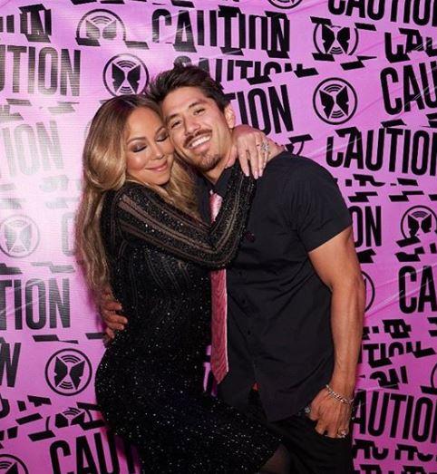 Bryan Tanaka Girlfriend, Dating, Mariah Carey