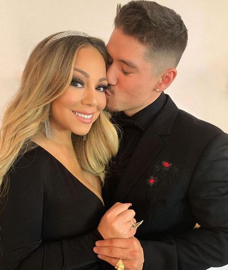 Bryan Tanaka Girlfriend, Kiss, Mariah Carey