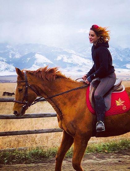 Cara Maria Sorbello Horse, Net Worth