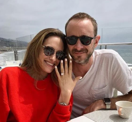 Carly Chaikin Engaged, Fiance, Ryan Bunnel