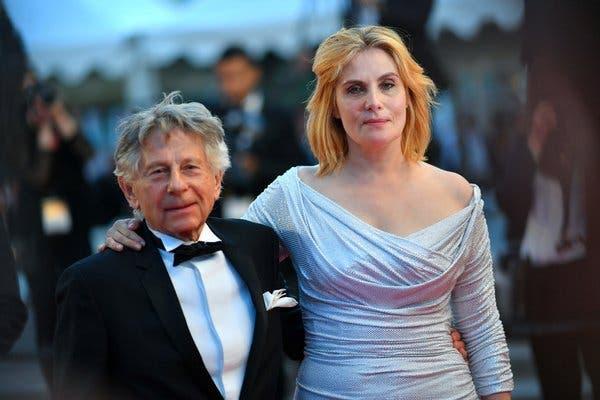 Emmanuelle Seigner married to Husband, Roman