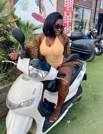 Esther Falana Bike, Net Worth