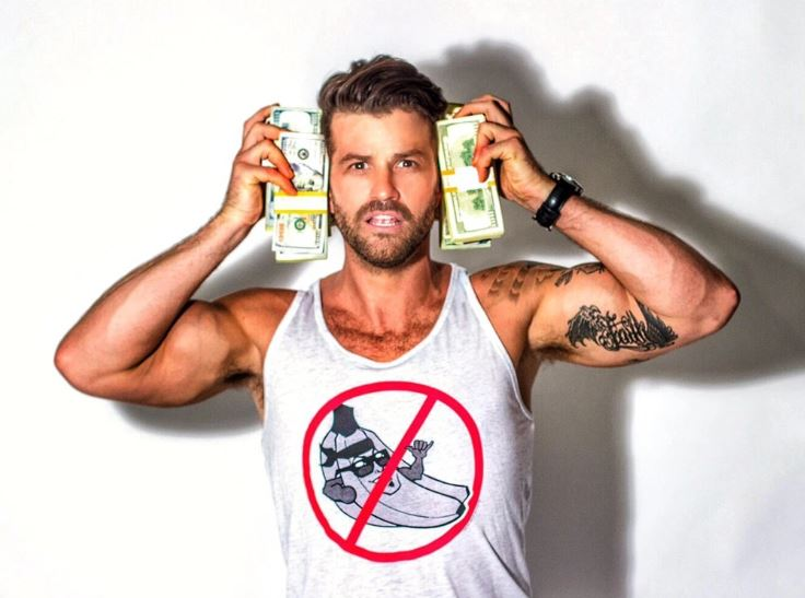 Johnny Bananas Salary, Earning, Net Worth