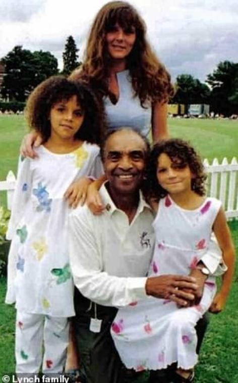 Kenny Lynch Family