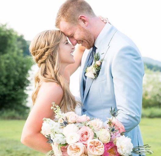 Madsion Oberg Husband, Relationship, Carson Wentz