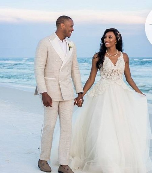 Maria Taylor married to husband, Rodney