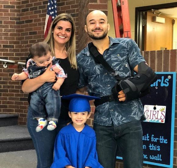 Marlon Moraes Married, Wife, Children, Parents