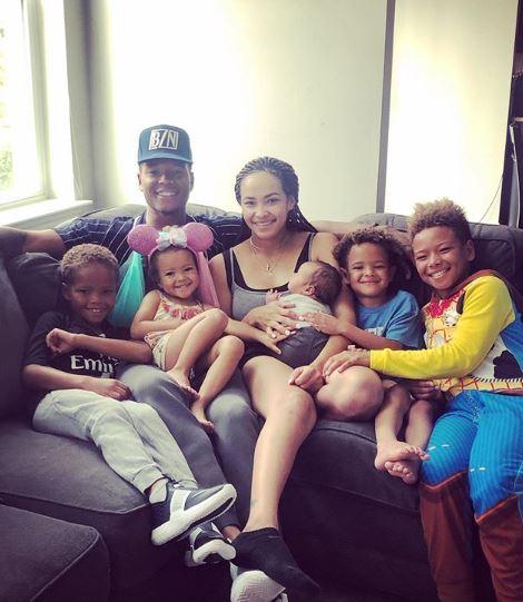 Marvin Jones Family, Children, Parents