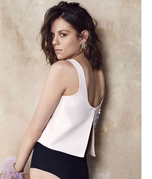 Morgane Polanski Height, Weight and Body Measurements