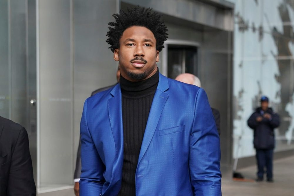 Myles Garrett Dating, Girlfriend, Single