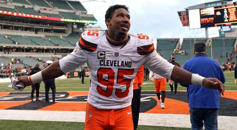 Myles Garrett Net Worth, Salary, Income