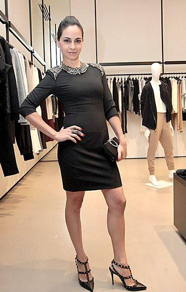 Paulina Madrazo Height, Weight, Body Size