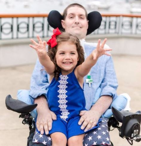 Pete Frates Family, Daughter, Child, Parents