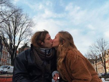 Sailor Brinkley Dating, Boyfriend, Ben Sosne