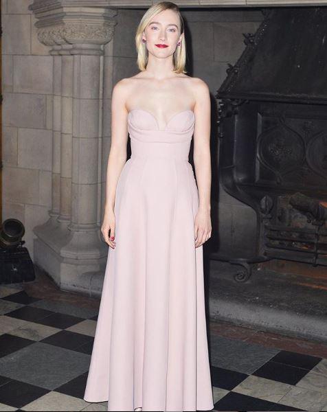 Saoirse Ronan Height, Weight, Size