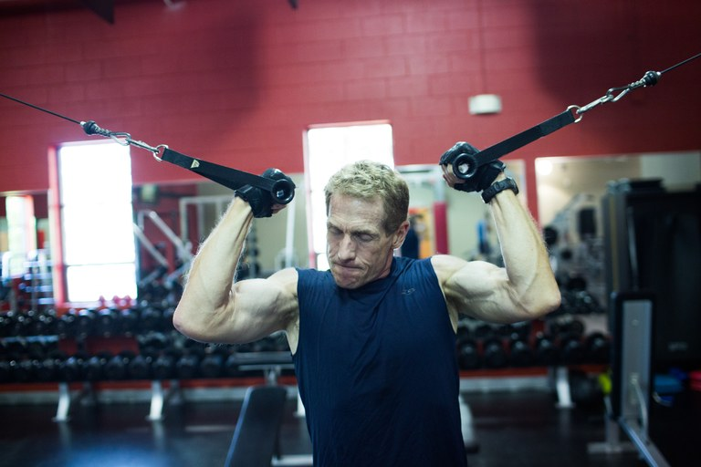 Skip Bayless height, weight and body measurements