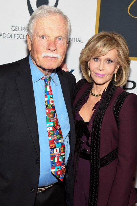 Ted Turner Ex-Wife, Married