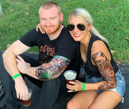 Wes Bergmann Married, Wife, Amanda Clark