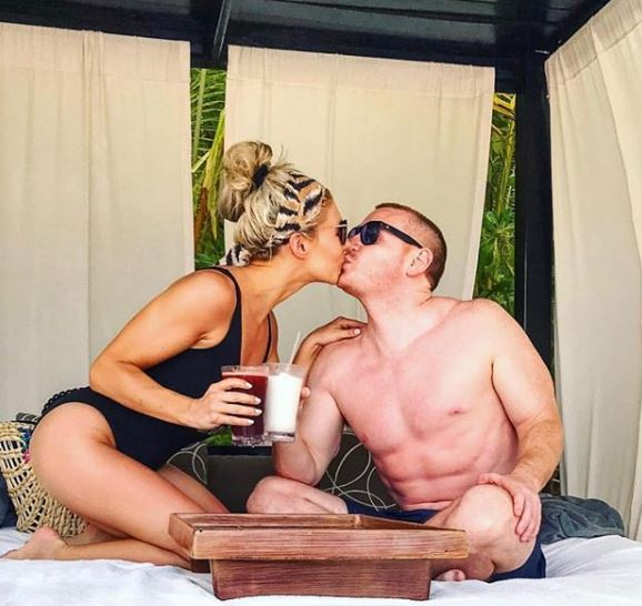 Wes Bergmann Wife, Married, Amanda Clark