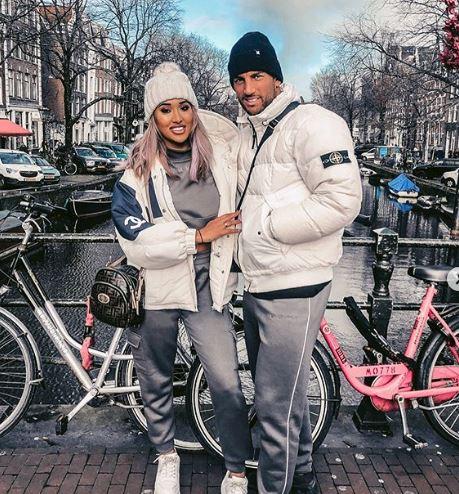 Zahida Allen Boyfriend, Dating, James