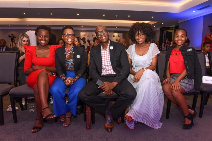 Zozibini Tunzi parents and siblings