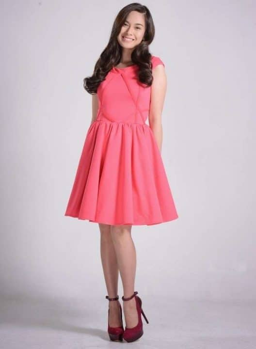 Alex Gonzaga Height Weight Size