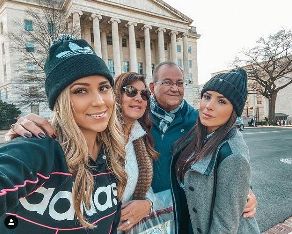 Astrid Bavaresco Family, Parents, Size