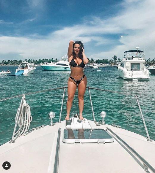 Astrid Bavaresco Height Weight Size