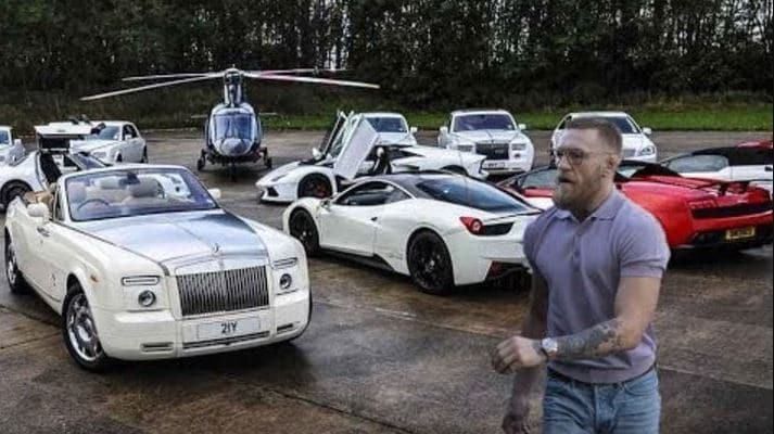 Conor McGregor Net Worth, Salary, Income, Car