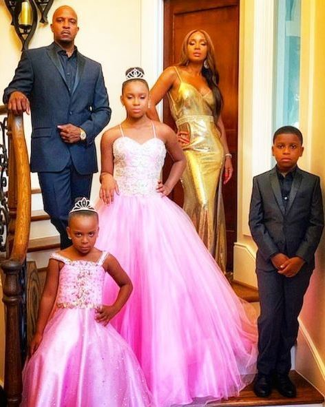 Contessa Metcalfe Married, Husband, Children