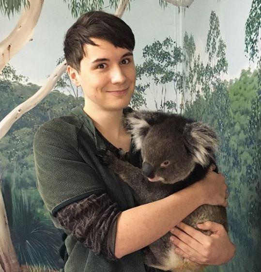 Dan Howell Animal Lover, Pet, Net Worth