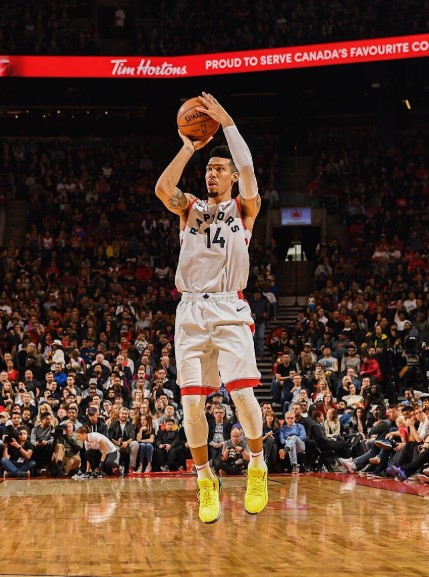 Danny Green Height and Weight