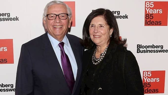 David Stern Married Wife Children