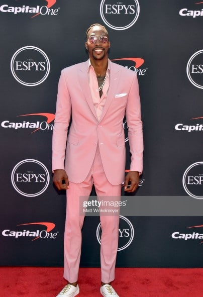 Dwight Howard Height and Weight