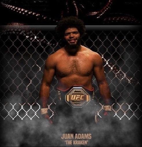 Juan Adams Net Worth, Salary, Income