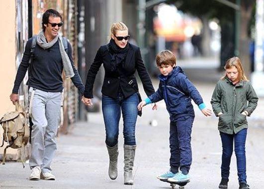 Kate Winslet Parent, Children